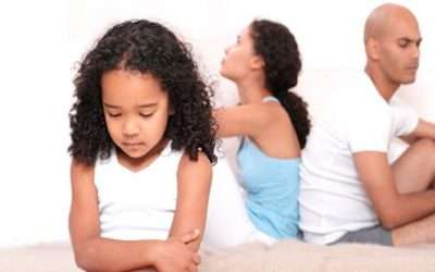 Actitudes de los padres al separarse