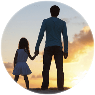 Régimen de visitas (hijos menores de edad)